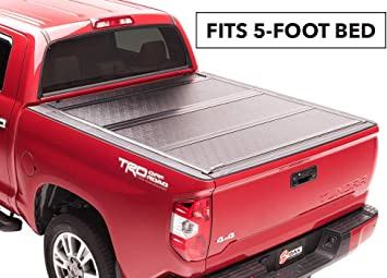 BAKFlip G2 Hard Folding Truck Bed Tonneau Cover fits 2016-19 Toyota Tacoma 5 Bed 226426
