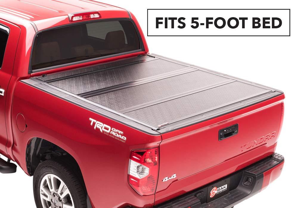 6eb4a6f2913 Amazon.com  BAKFlip G2 Hard Folding Truck Bed Tonneau Cover