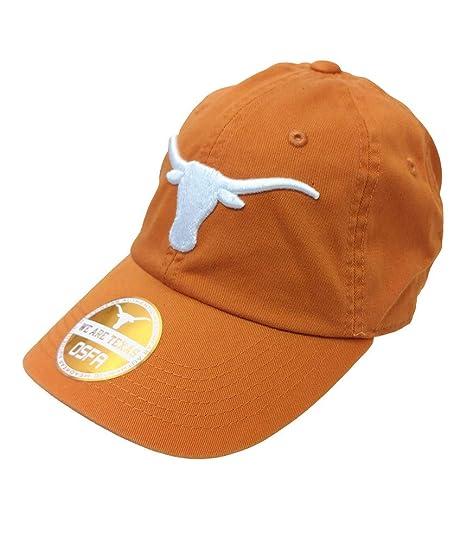 new product 70a8c a6c0a Elite Fan Shop Texas Longhorns Hat Orange - Adjustable