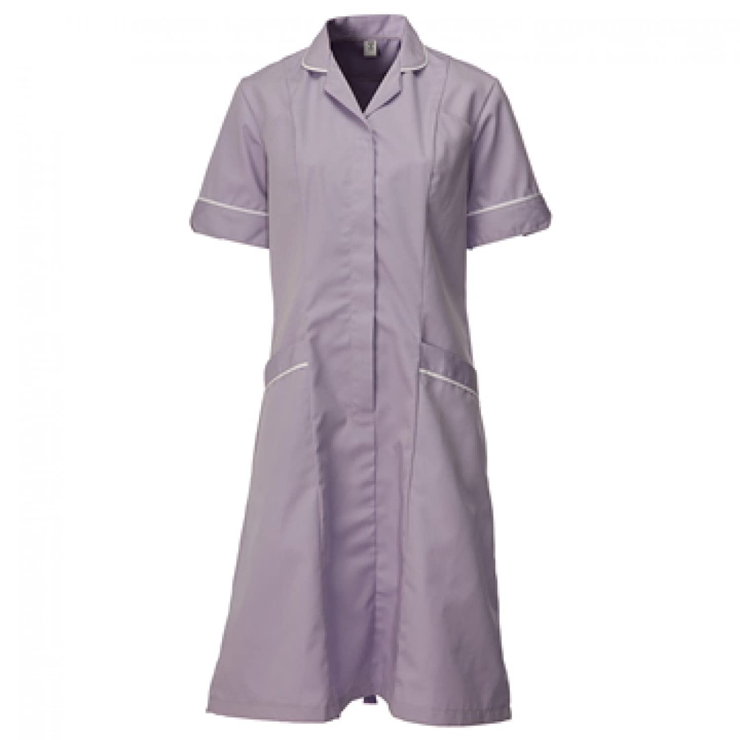 AS Step In Panelled Female Dress (Plain) Lilac