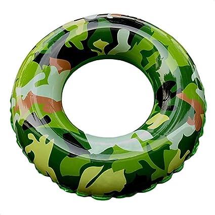 Gimitunus Barco de natación, Asiento Inflable del Flotador de la Piscina del Anillo de la