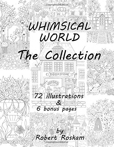 Whimsical World: The Collection (Volume 5)