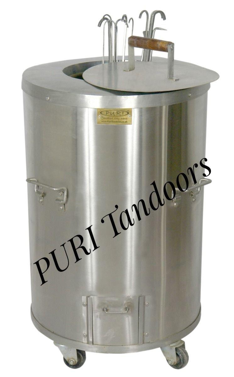 Catering Tandoor Oven- Drum Tandoor