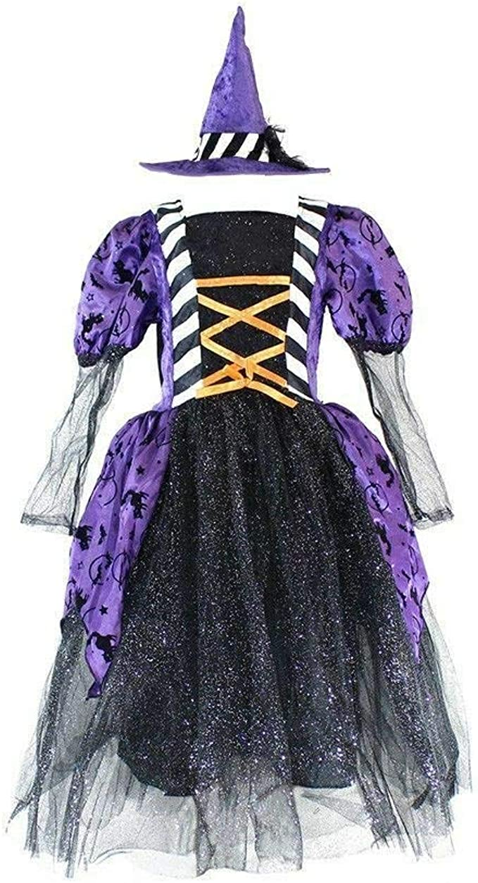 Kids HALOWEEN costume BNWT,girls Aged 6-8years Witch//Fairy NEXT DAY DELIVERY