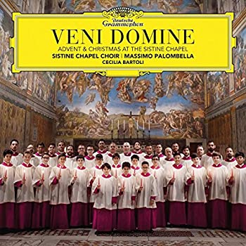 Veni Domine (Advent & Christmas At The Sistine Chapel) 0