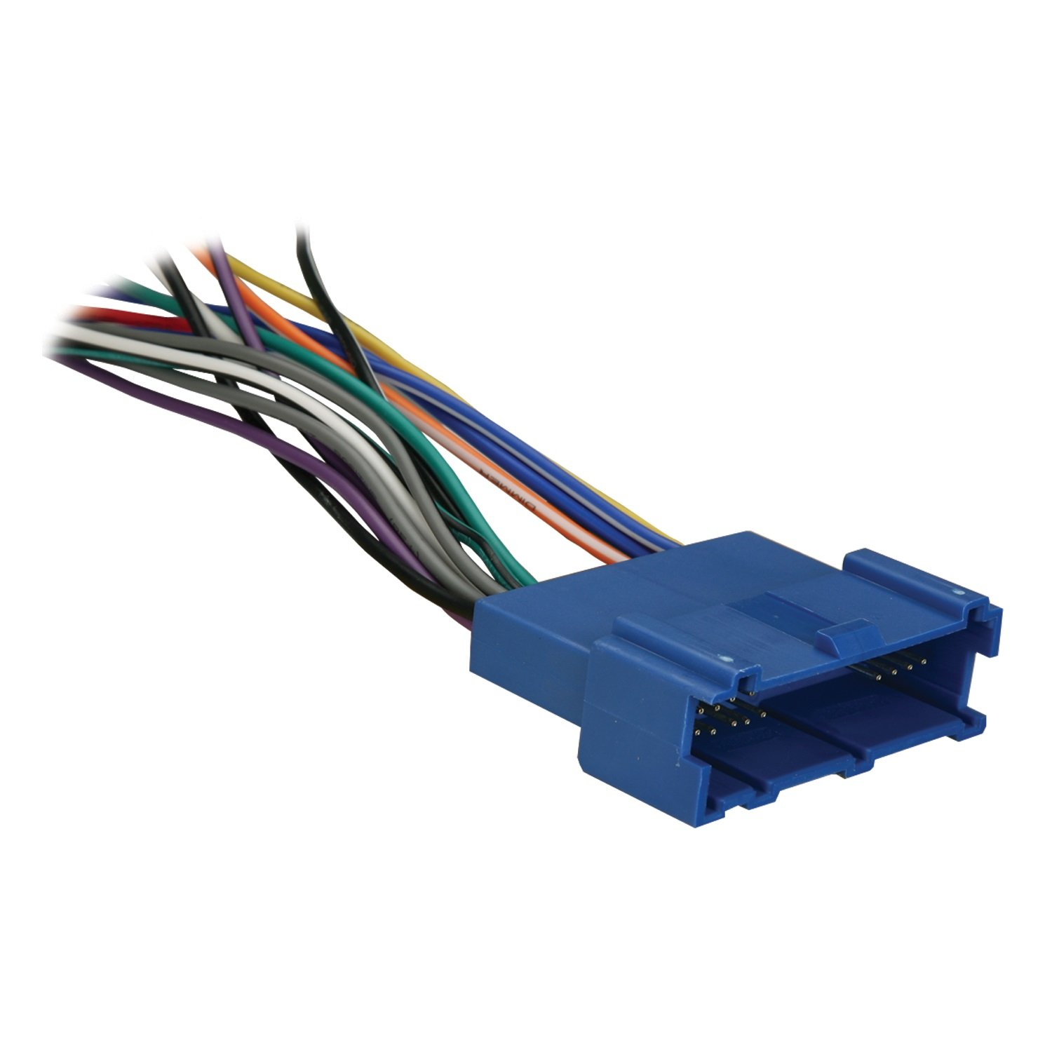 Amazon.com: Metra 70-2001 Radio Wiring Harness for GM 94-04: Car ...