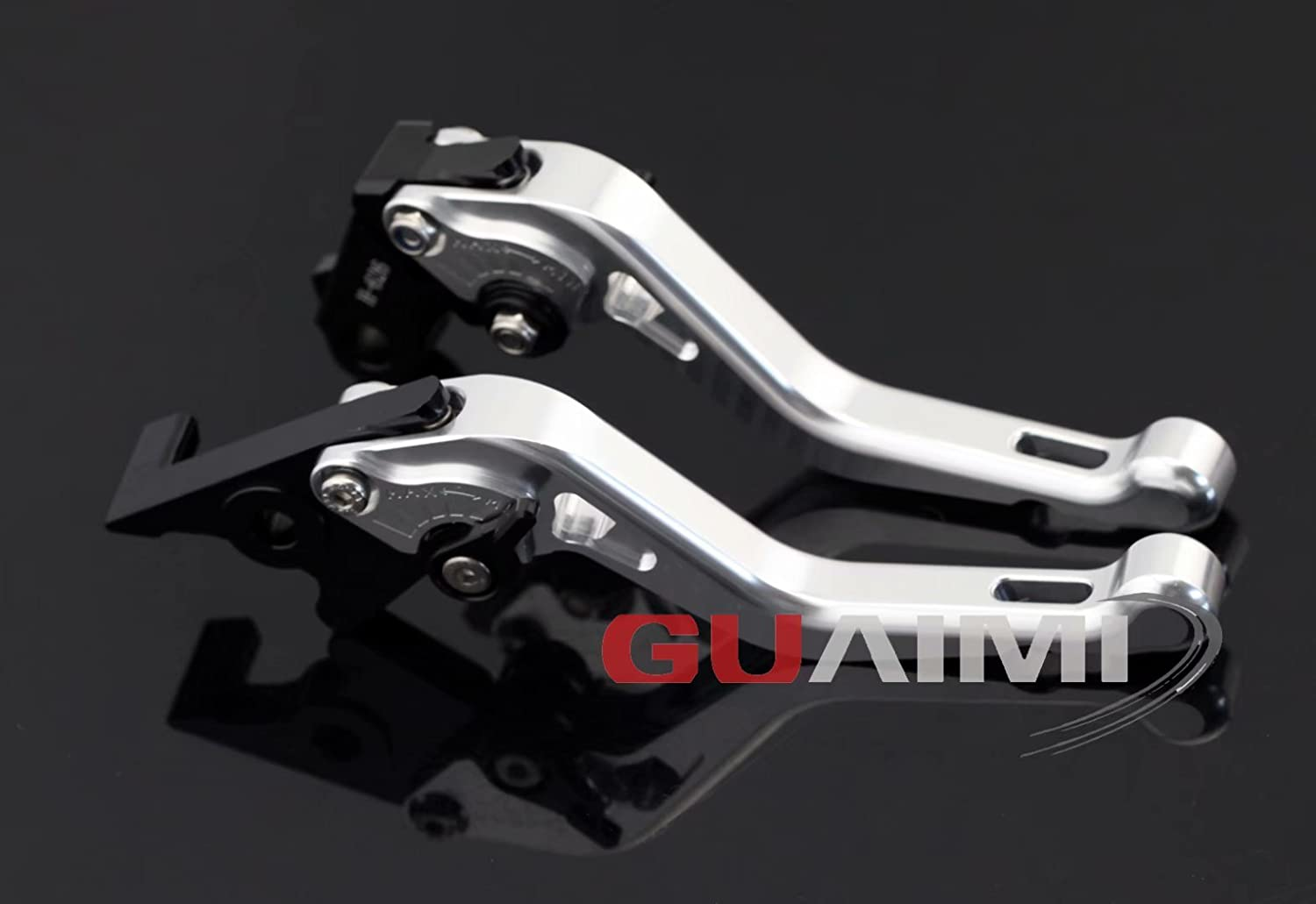 CNC Short Brake Clutch Levers Fits For CBF125 Stunner 2009-2014 CBR125R 2004-2015