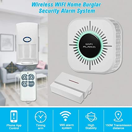 amazon com graysky advanced gsm wireless home burglar alarm system rh amazon com