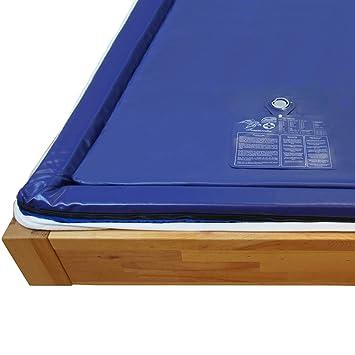 Traumreiter Wassermatratze Dual 90x200 Für 180x200 Cm Softside