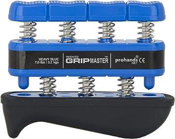 Black Heavy Gripmaster Pro Hand Exerciser
