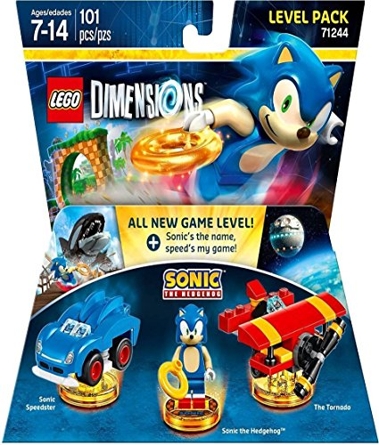 Sonic the Hedgehog Level Pack