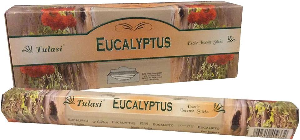 Incienso Aromático Eucalipto | Incienso Natural Aromaterapia ...