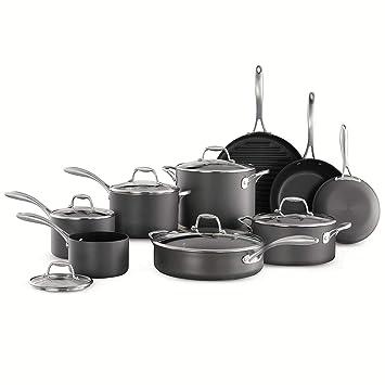 Set de batería de cocina (15 unidades miembros de la marca incluye ...