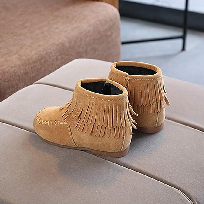 ZODOF Zapatillas de Mujer, Modelos de Mujer, además de Terciopelo cálido, Impermeable, Zapatos de algodón Antideslizantes Botas Botas de Nieve Las Mujeres ...
