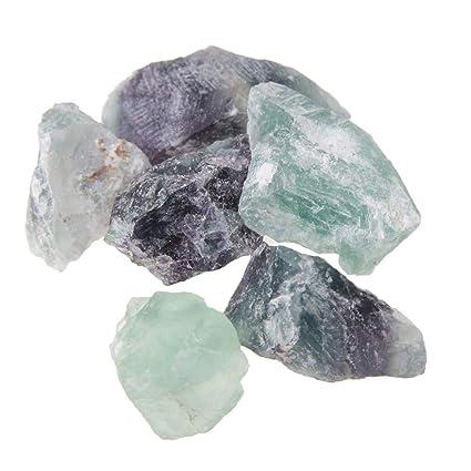 Cristal De Roche 100g Rare Fluorite Stone Rock Gemstone Natural