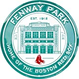 Fenway Park Home of the Boston Red Sox Nostalgia Sign