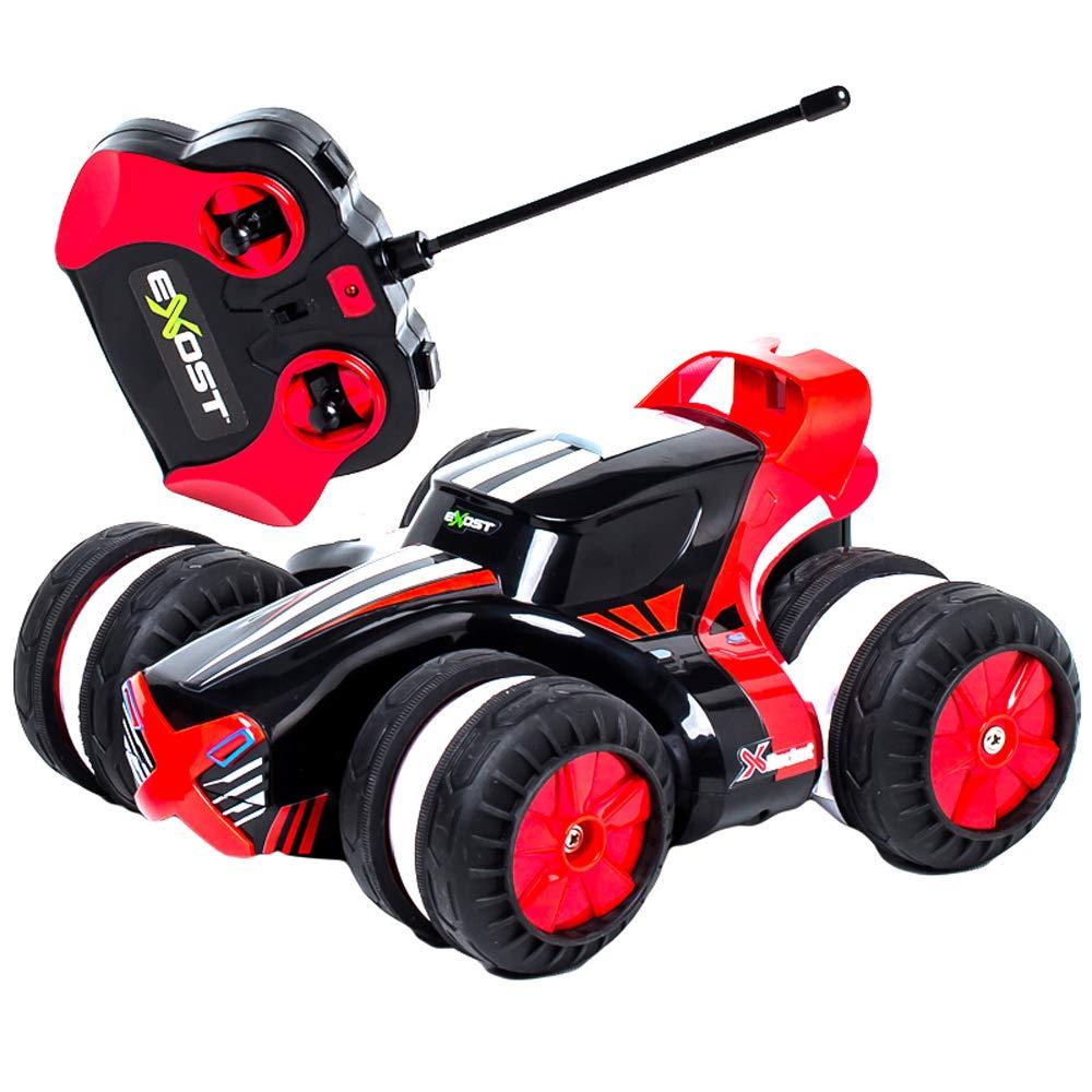 Pinjeer 30.5 * 216 * 160ミリメートル子供のための子供の電気リモートコントロール車の男の子のアンチドロップの衝突防止スタントロケットビッグウィーラーギフト6 + B07R59HGXW