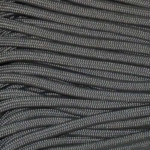 Army Universe Charcoal Grey 550LB Military Nylon Paracord Rope 100 Feet by Army Universe (Image #2)