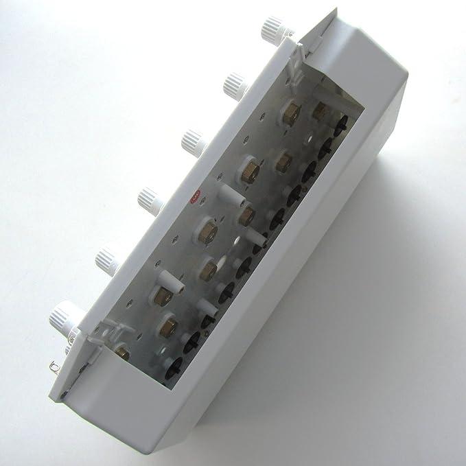 KUNPENG - # KP-S-1905 1conjunto cabezal de plástico y conjunto de ...