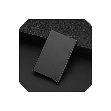 AAAA Porte Carte - Tarjetero de aluminio para tarjetas de crédito ...