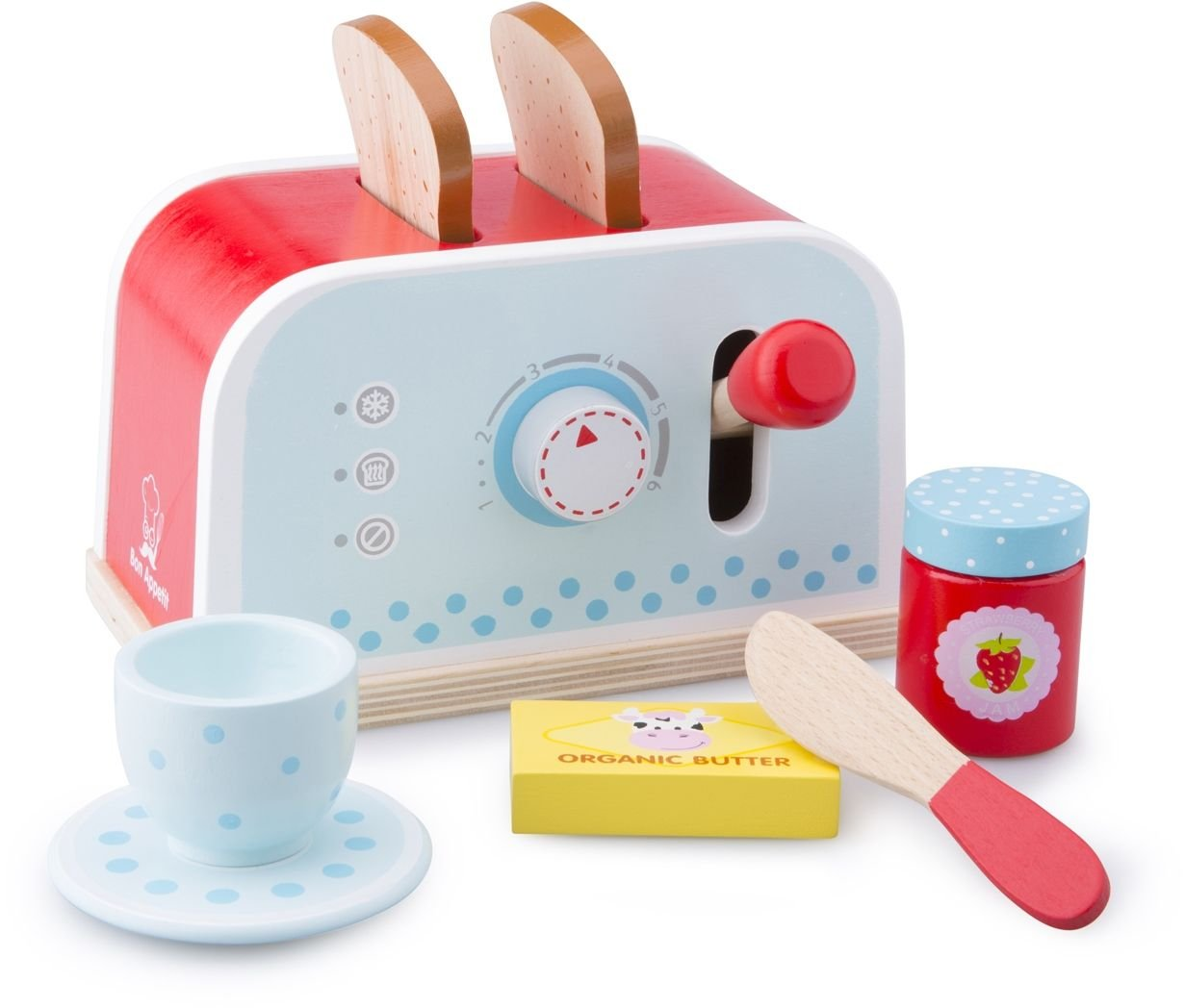 New Classic Toys Toaster