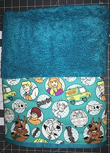 (Scooby Doo & the Gang ~ Cotton Bath Towel)