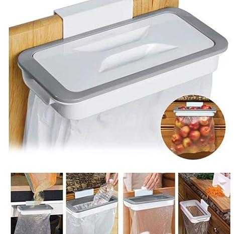 Qiopes - Bolsa de Basura para Cocina, baño, Almacenamiento ...