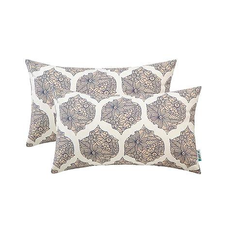 Amazon.com: HWY 50 fundas de almohada para sofá, sofá, sala ...