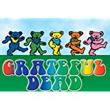 Licenses Products Grateful Dead Bears Magnet