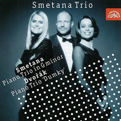 Smetana: Piano Trio in G Minor - Dvořák: Piano Trio Dumky