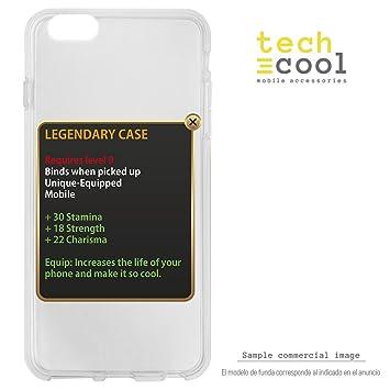 Funnytech® Funda Silicona para Huawei P8 Lite Smart [Carcasa ...