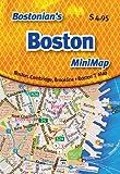 img - for Bostonian's Boston MiniMap book / textbook / text book