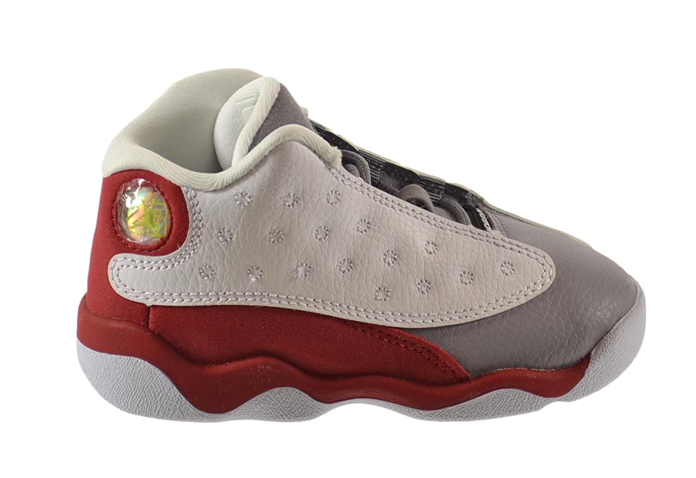 new style e6762 9bd0e Amazon.com | Jordan 13 Retro Grey Toe BT Baby Toddler Shoes ...