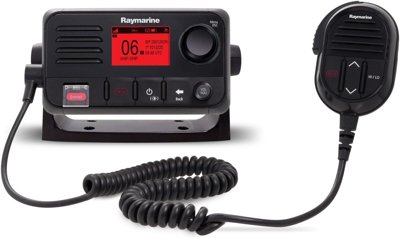 Raymarine Ray50 - Radio VHF DSC compacta: Amazon.es: Electrónica