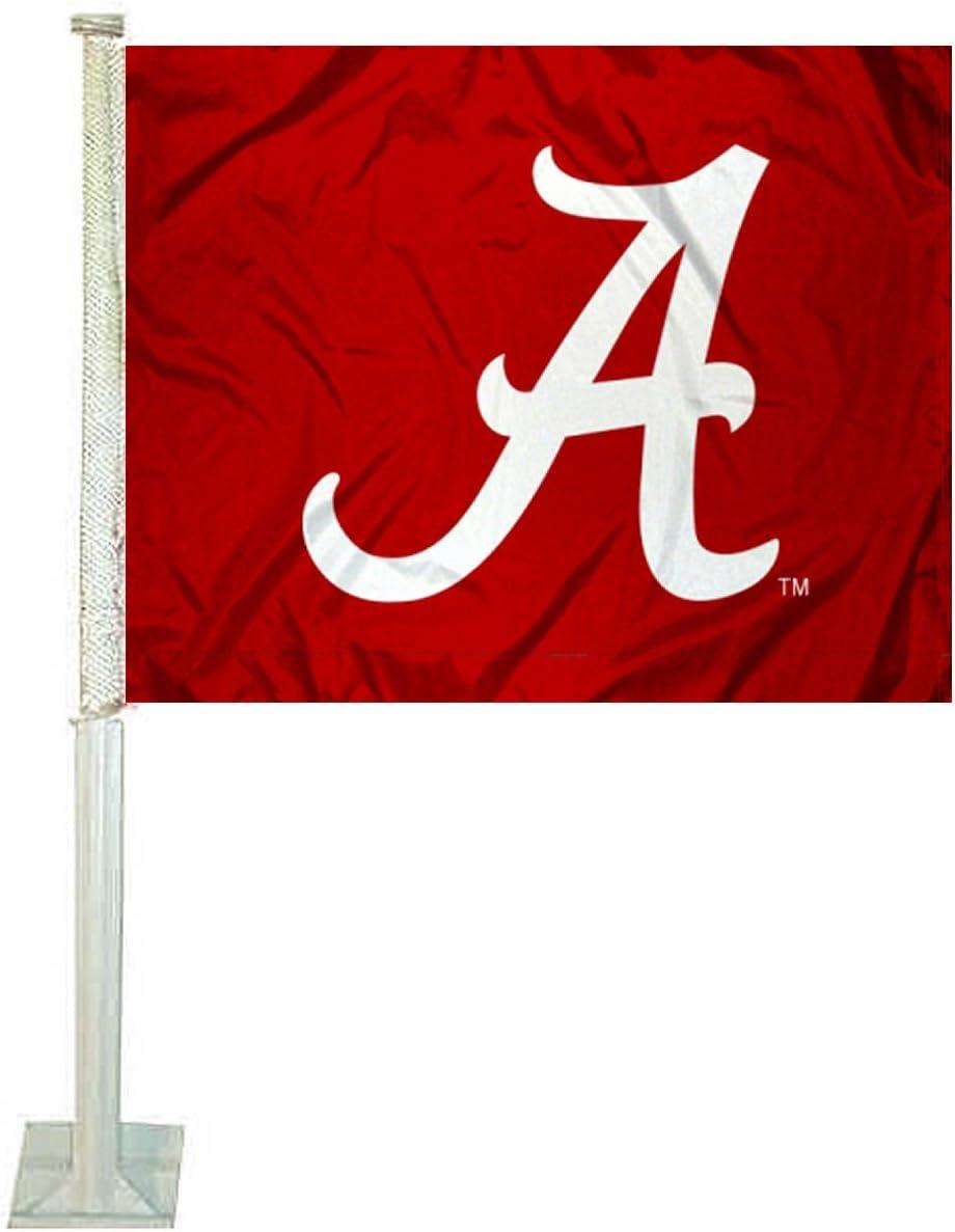 College Car Flag