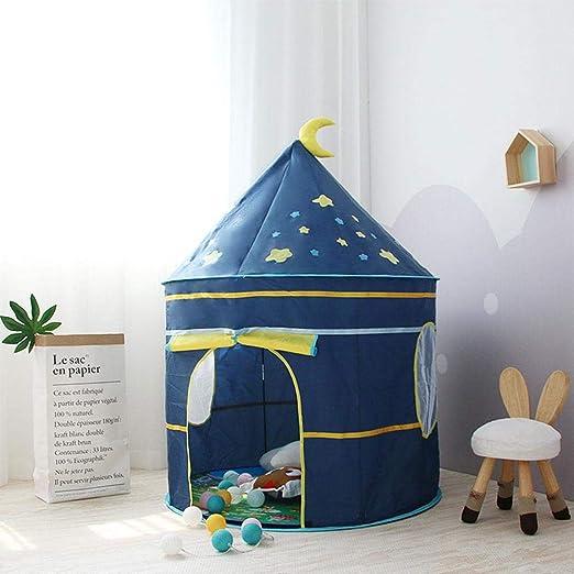 Amazon Com Elec Tech Tent Princess Tent For Children Indoor Yurt
