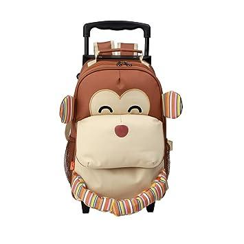 Yodo Umwandelbar 3-Way Kinder Rollen-Gepäck oder Kleinkind Rucksack ...