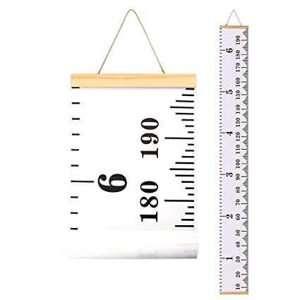 Amazon Height Chart For Kidsgrowth Chart Wall Decor For Baby