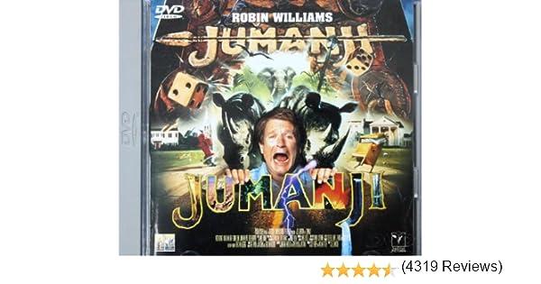 Jumanji-Vista [95e] [Alemania] [DVD]: Amazon.es: Movie, Film: Cine y Series TV