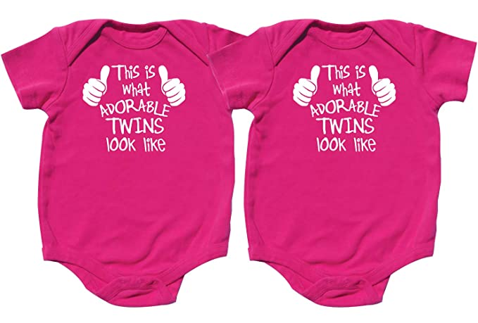 Amazon.com: Trajes de bebé para niñas con calcomanías para ...