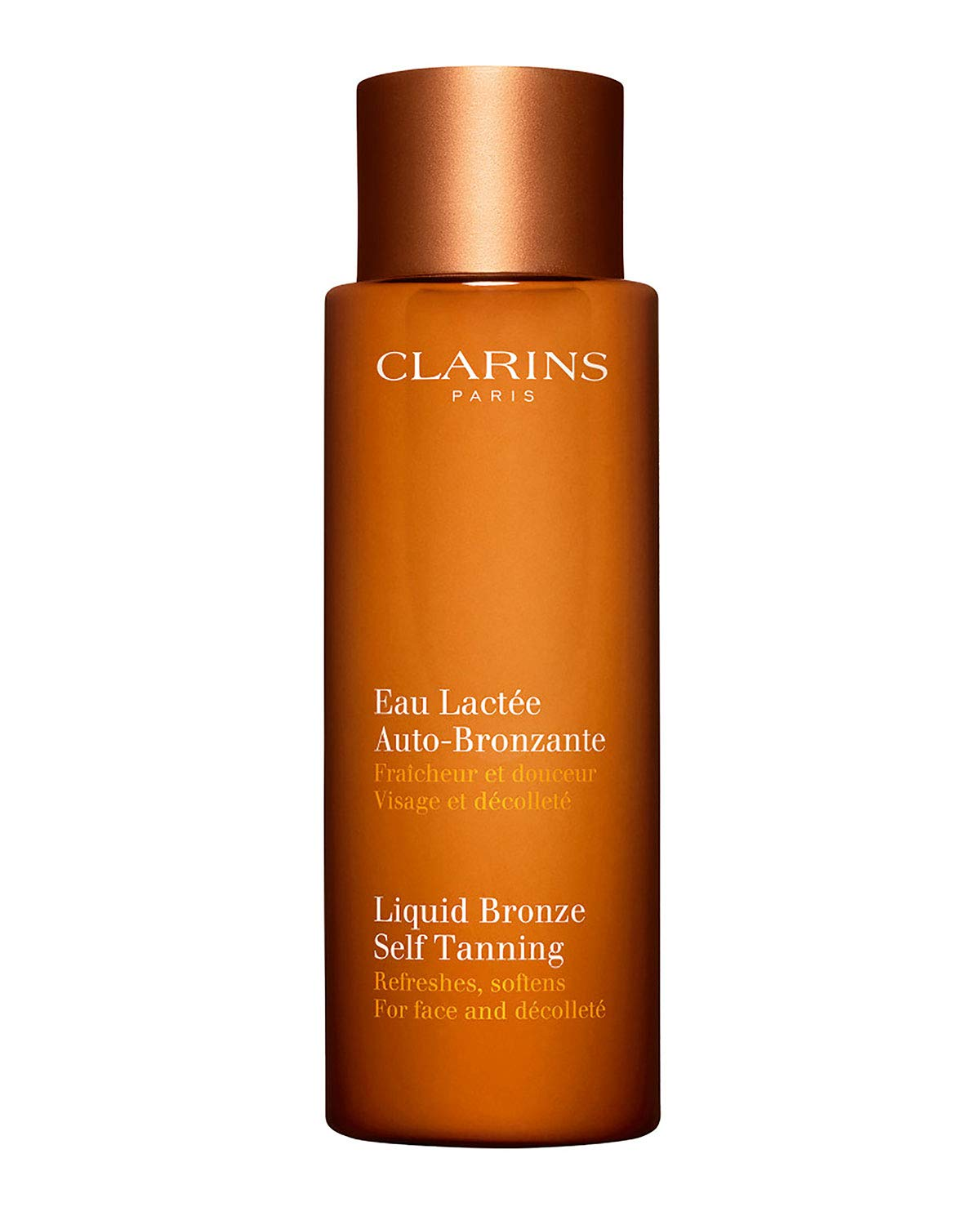 Clarins Liquid Bronze Self Tanning 4.2 oz by Clarins [Beauty]