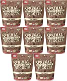 Primal Freeze-Dried Nuggets Pork Formula for Dogs 44oz (8 x 5.5oz)