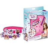 Joy Toy - 95001 - Bracelet - Violetta - avec 18 pendentifs