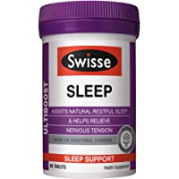 Swisse Ultiboost Sleep Supplement, 60ct