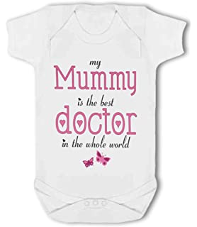 My Mummy Cousin is the Best Doctor in the World Auntie Baby Vest