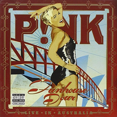 Funhouse Tour: Live in Australia (W/Dvd) By P!nk (2009-10-26) by LaFace Records (Image #1)