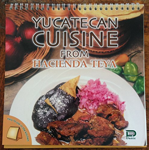 Yucatecan Cuisine from Hacienda Teya (Stand up -