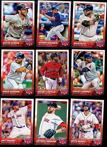 Boston Red Sox Topps Team product image