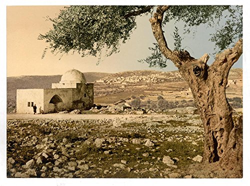 Historic Photos Tomb of Rachel, Jerusalem, Holy Land by Historic Photos