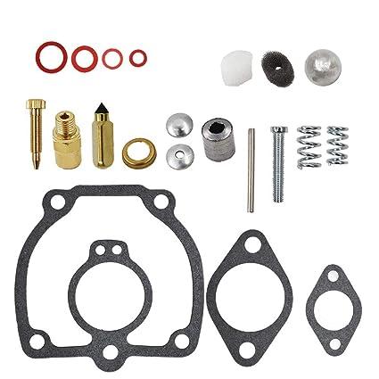 Amazon com: Autoparts Carburetor Repair Rebuild Kit for
